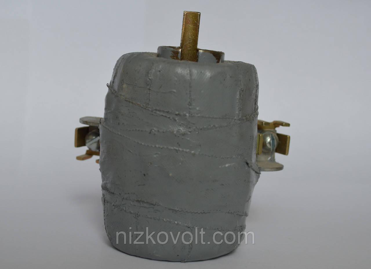 Электромагнитная катушка бескаркасная