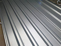 Профнастил ПС-20 оцинковка 0,40мм