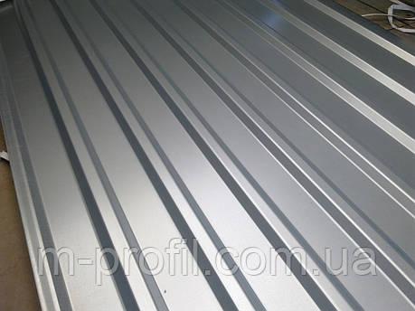 Профнастил ПС-20 оцинковка 0,4, фото 2