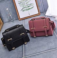 Женская сумка кожаная PU