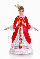Королева карнавальный костюм для девочки