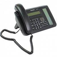 Проводной IP-телефон Panasonic KX-NT553RU-B Black для АТС Panasonic KX-TDE/NCP/NS