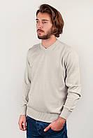 Свитер, пуловер трикотажный AG-0002361 Светло-стальной