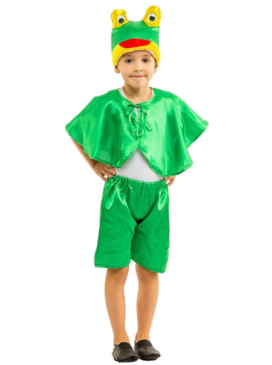 """Детский карнавальный костюм """"Лягушка"""" для мальчика - Интернет-магазин """"DioModa"""" в Одессе"""