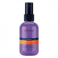 Масло для выпрямления волос Keratin Straight Indola 100 мл.