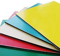 Гладкий лист цветной 0,40х1250
