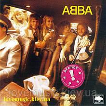 Музичний сд диск ABBA Abba (1974) (audio cd)