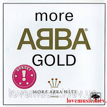 Музичний сд диск ABBA GOLD More ABBA hits (1992) (audio cd)