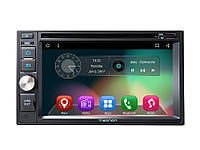 Автомагнитола GA2161 2-DIN Android 6.0 Quad-Core 6.2″  GPS
