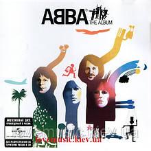 Музичний сд диск ABBA The album (1977) (audio cd)