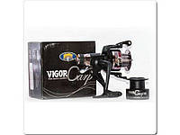 Катушка с байтранером  Vigor Carp 40