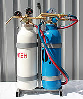 Комплект переносной газорезчика ПГС ацетилен
