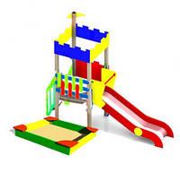 Игровой комплекс для малышей в садик Незабудка