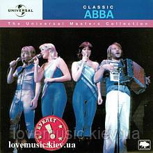 Музичний сд диск ABBA The Classic універсальний masters collection (2005) (audio cd)