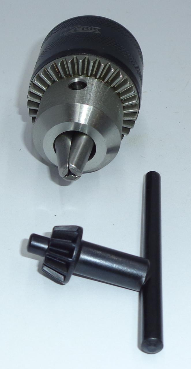 Патрон свердлильний для дриль B12 ПС-13(1,5-13) Під Ключ