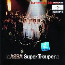 Музичний сд диск ABBA Super trouper (1978) (audio cd)
