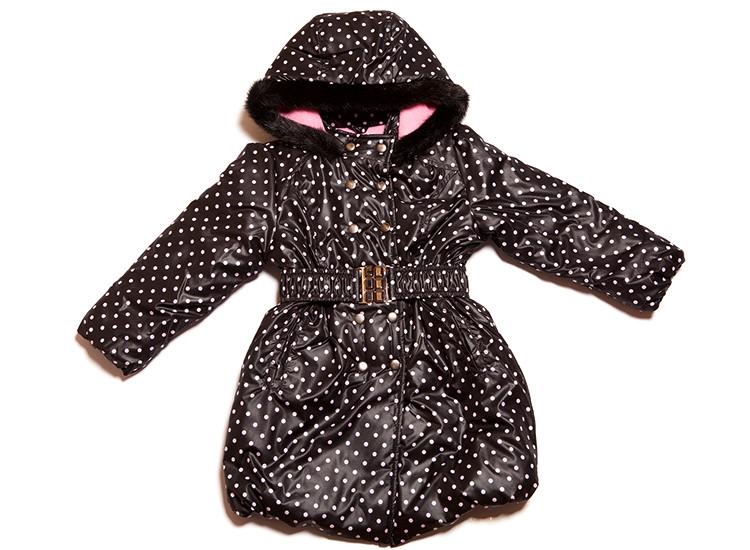 Демисезонное детское пальто (98-158 в расцветках)