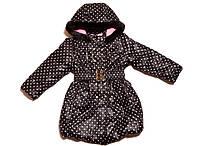 Демисезонное детское пальто (98-158 в расцветках), фото 1