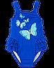 Детский купальник для девочки 6-12, 18-24 месяца