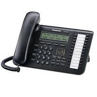 IP-телефон Panasonic KX-NT543RU-B Black для АТС Panasonic KX-TDE/NCP/NS