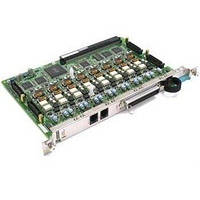 Плата расширения Panasonic KX-TDA6382X для KX-TDE600, 16-Port Analogue Trunk Card w/Caller Id