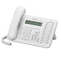 IP-телефон Panasonic KX-NT543RU White для АТС Panasonic KX-TDE/NCP/NS