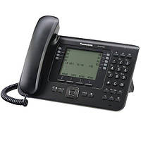 IP-телефон Panasonic KX-NT560RU-B Black для АТС Panasonic KX-TDE/NCP/NS