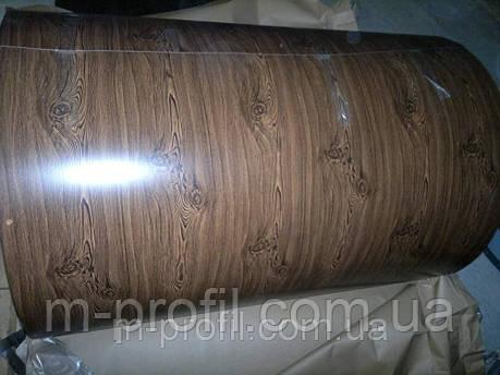 Гладкий лист, дерево 0,45х1250, фото 2