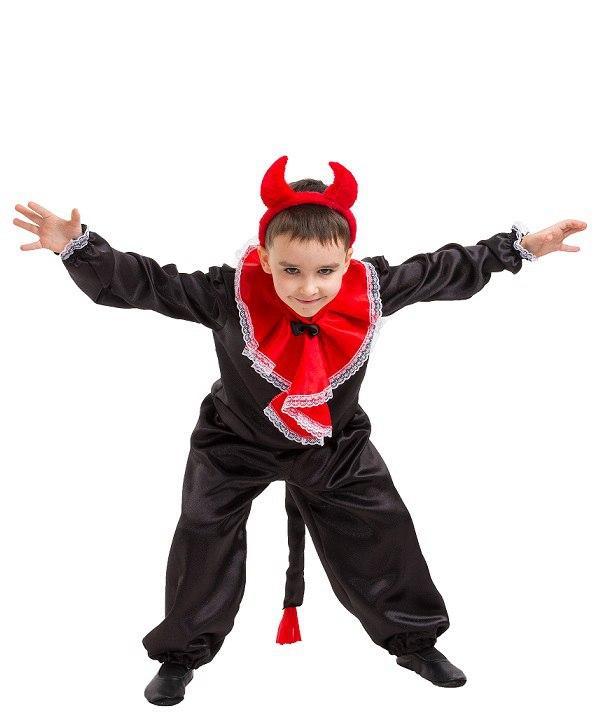 """Детский карнавальный костюм """"Чёртик"""" для мальчика"""