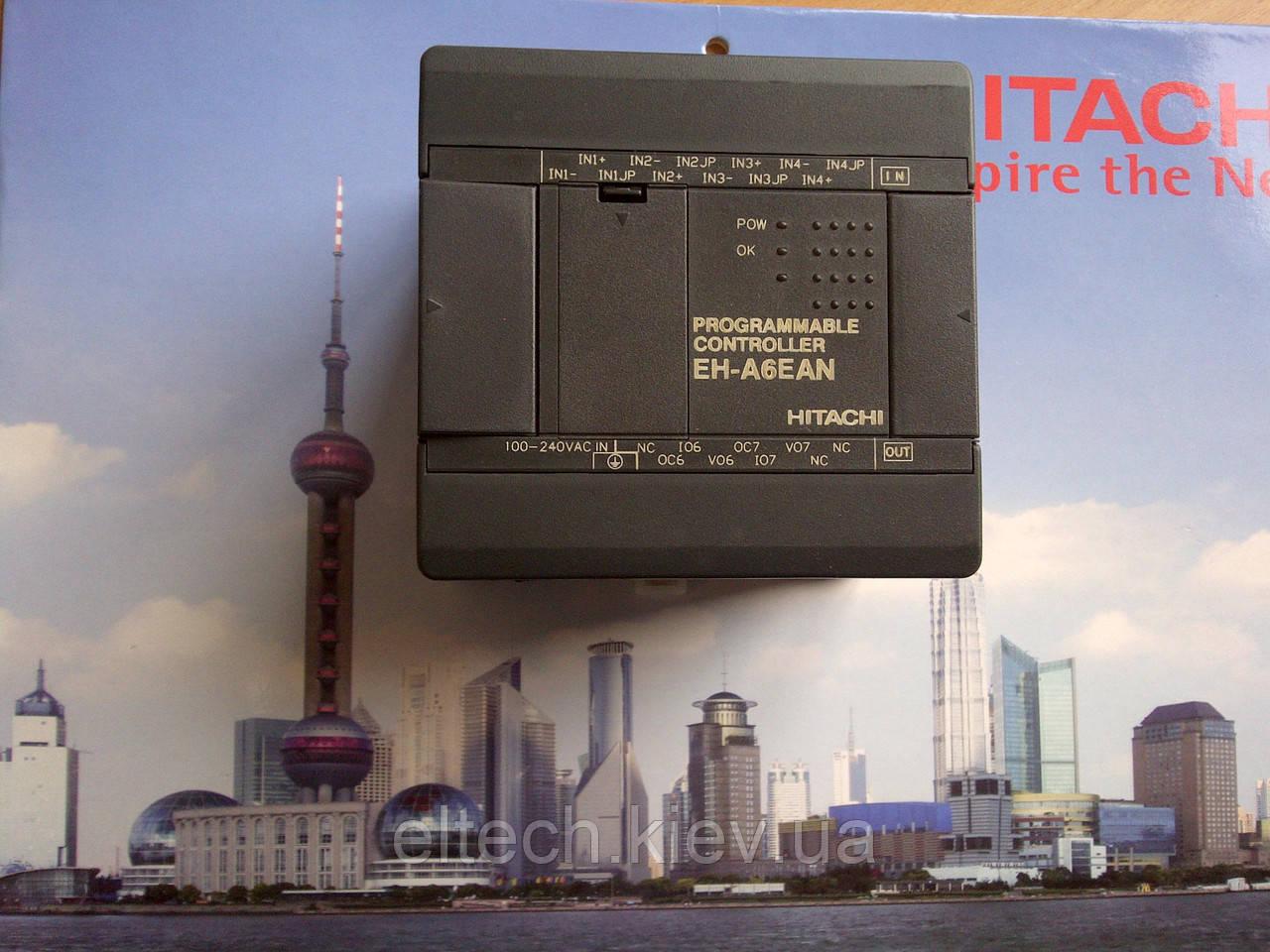Модуль расширения EH-A6EAN к контроллеру Hitachi серии Micro-EH