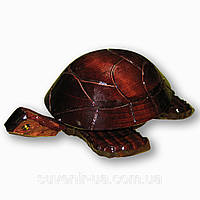Черепаха из дерева сувенир