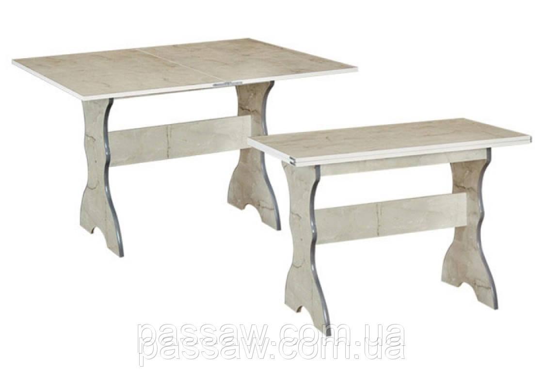 Обеденный стол раскладной-1