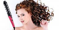 Спиральная плойка для волос Nova NHC-2007A