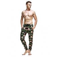 Чоловічі штани хакі Seobean - №2537