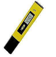 PН-метр PН-02 портативный измеритель кислотности с автокалибровкой (0-14 рН)