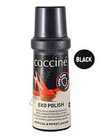 Паста для ухода за обувью из кожзама EKO POLISH Coccine, 75 мл, цв. черный