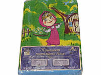Комплект постельного белья Tirotex жатка полуторка детский полуторный 1