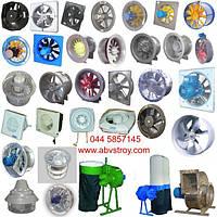 Вентиляторы для оконного и настенного монтажа