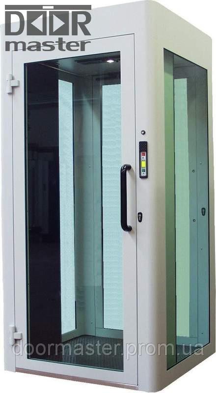 Раздвижные двери автоматические dorma