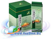 Чай «ХуаШен» - Зеленый чай с селеном ФуЩи