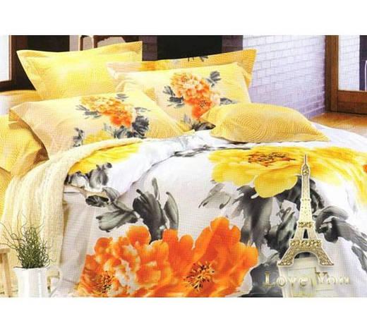 Комплект постельного белья Love You сатин Карнавал семейный (2 пододеяльника), фото 2