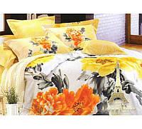 Комплект постельного белья Love You сатин Карнавал семейный (2 пододеяльника)