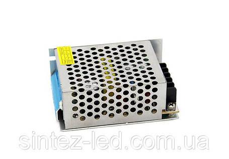 Блок питания Ledmax PS-24-12 24 Вт 2А IP20 Код.57837, фото 2
