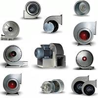 Вентиляторы специальной циркуляции из нержавеющей стали