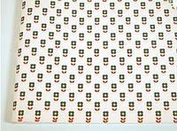 Упаковочная бумага Цветочки 10 листов