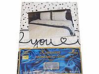 Комплект постельного белья Tirotex бязь полуторка полуторный 13