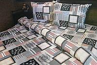 Комплект постельного белья Tirotex бязь полуторка полуторный 15