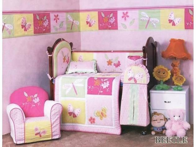Комплект ARYA детский в кроватку Beetle детское, фото 2