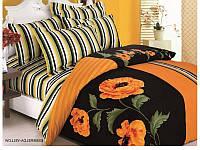 Комплект постельного белья ARYA Сатин Esmeralda евро