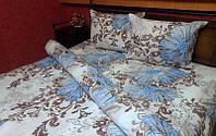 Комплект постельного белья Tirotex бязь двойной двуспальный 1